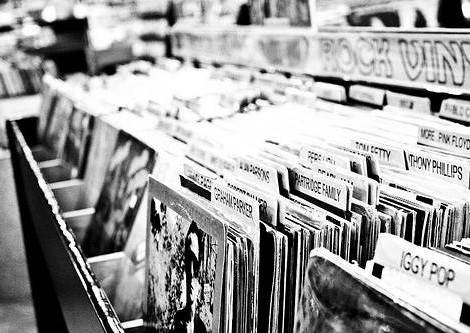 Vinyl record show is March 26