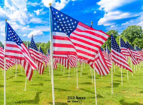 Field of Honor flag display opens May 26