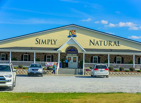 Simply Natural Creamery will hold Ice Cream Festival on Saturday