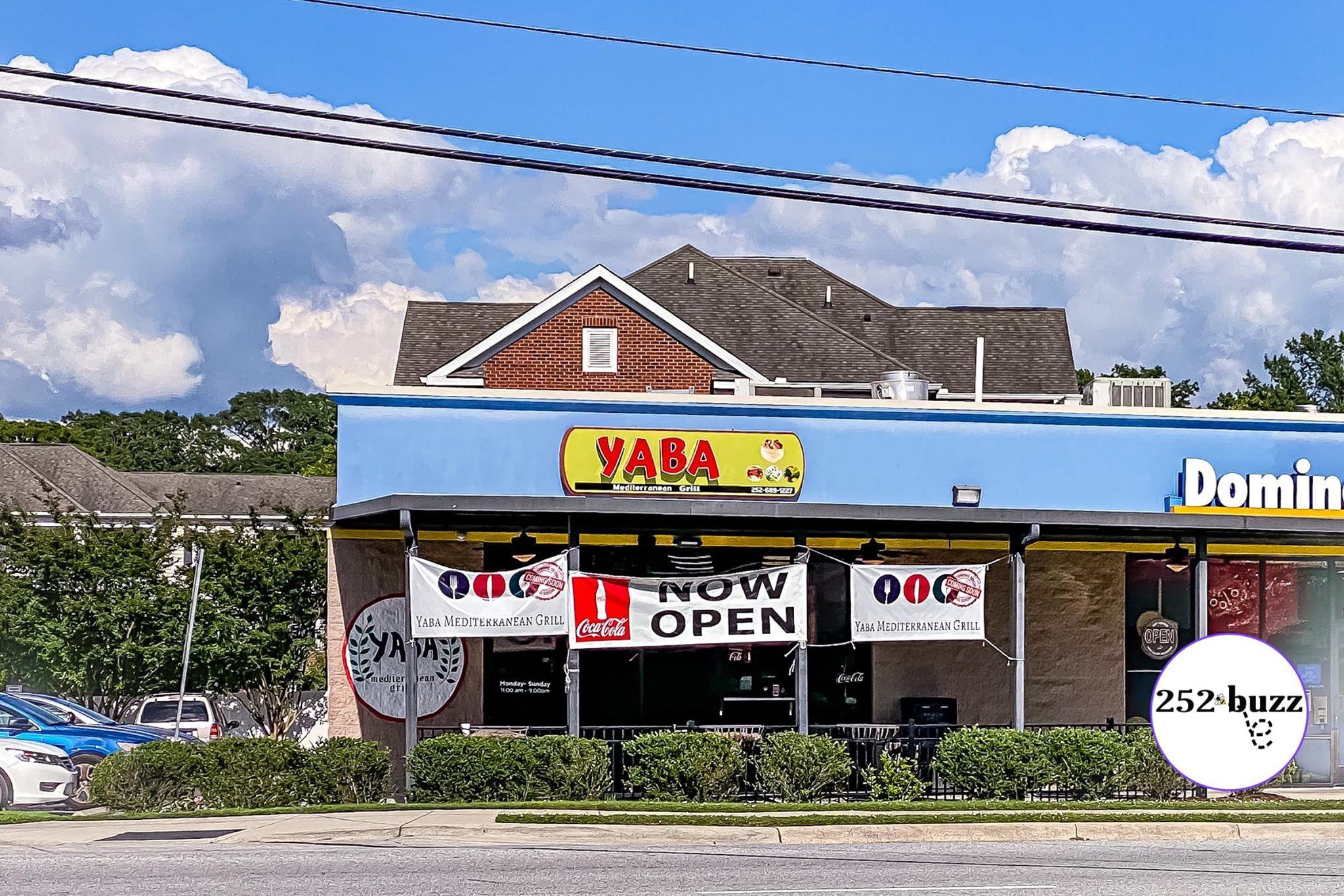 Greenville's YABA Mediterranean Grill