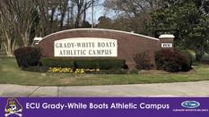 Grady-White Boats gives largest donation to ECU Athletics