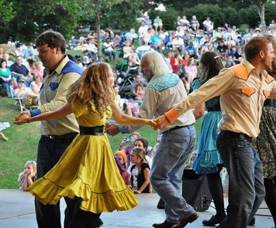 Greenville's Sunday In the Park
