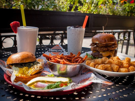 Creative burgers, salads are the stars at Greenville's new Bad Daddy's Burger Bar