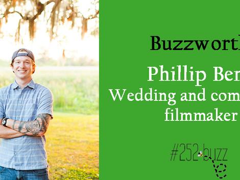 Phillip Benz, Buzzworthy wedding and commercial filmmaker