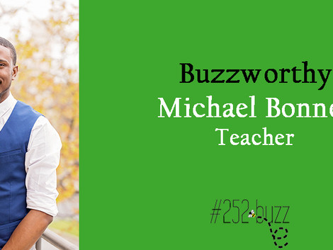 Michael Bonner, Buzzworthy teacher