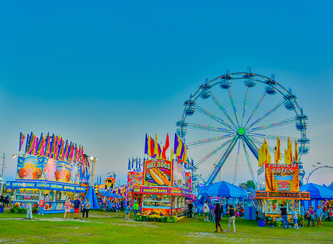 The Pitt County Agricultural Fair: A gift of Americana from the American Legion