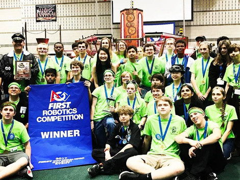 Local robotics teams qualify for state event