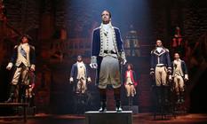 """Hamilton"" lights up thanks to ECU grad"