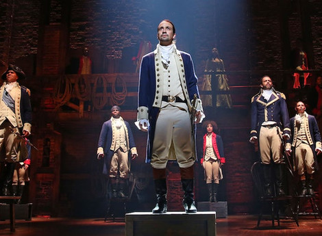 """Hamilton"" lights up thanks to ECU grad"