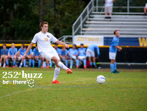 DH Conley Soccer wins at New Bern