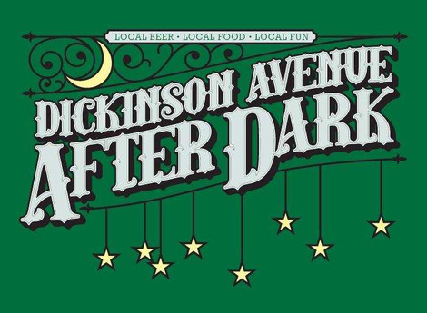 Dickinson Avenue After Dark beer festival is Oct. 14