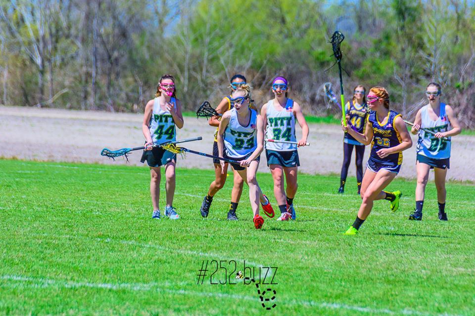 Pitt County girls youth lacrosse