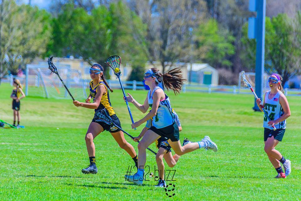 Pitt County Youth Lacrosse girls