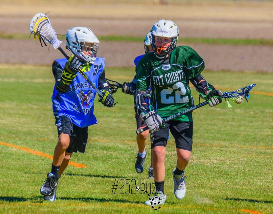 Pitt County boys youth lacrosse