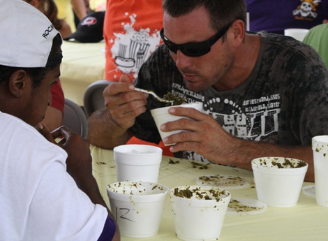 Celebrate collards at annual Ayden festival