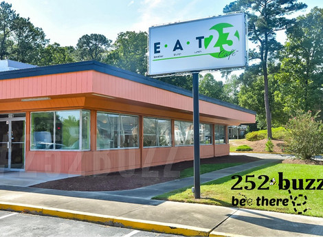Eat 23 Cafe serves up creative breakfast and lunch fare daily