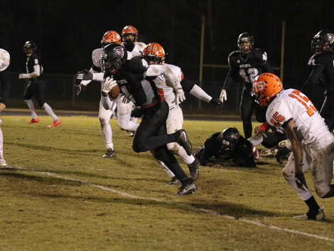 Devastating loss for South Central: South View wins 33-32 on game's final play