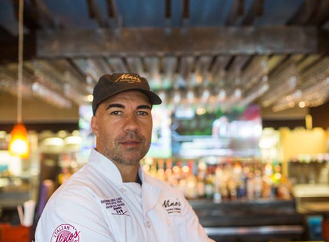 Greenville chef earns pizza title
