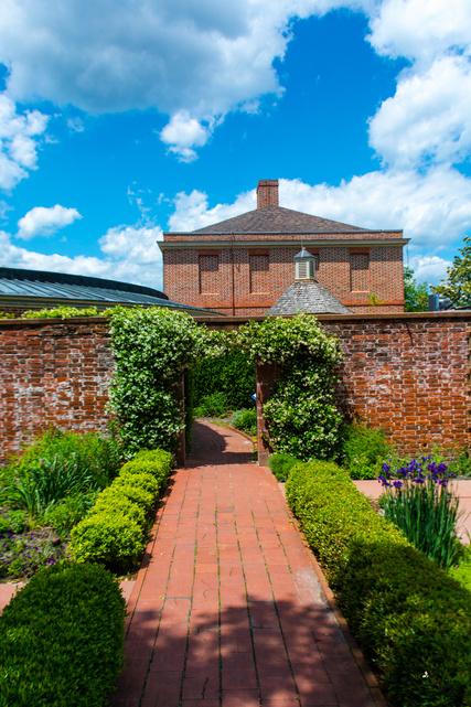 Tryon Palace Kellenberger Garden 1