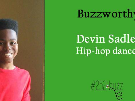 Devin Sadler, Hip-hop dancer