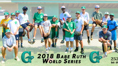 Greenville 13u All Stars World Series run comes to an end