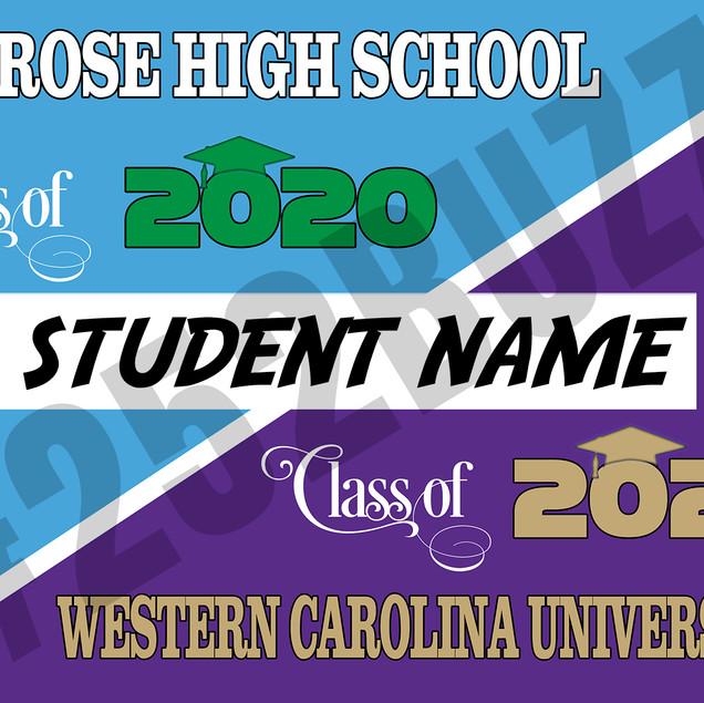 high school college grid jh rose western