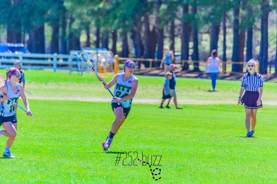Pitt County Youth Lacrosse League girls