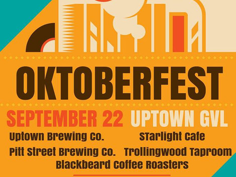 Uptown Oktoberfest planned for Sept. 22 at various venues