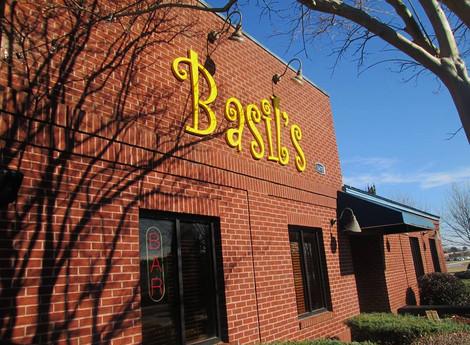 Basil's Restaurant has new specials