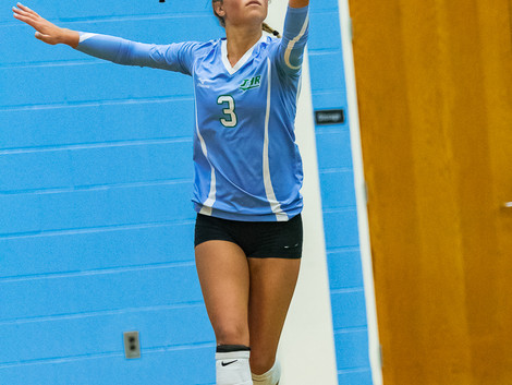 Rose Varsity Volleyball opens season with win