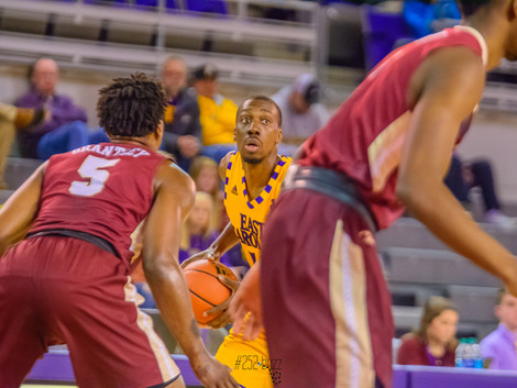 ECU BASKETBALL vs COLLEGE OF CHARLESTON