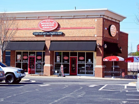 Greenville's Muscle Maker Grill celebrates fourth anniversary