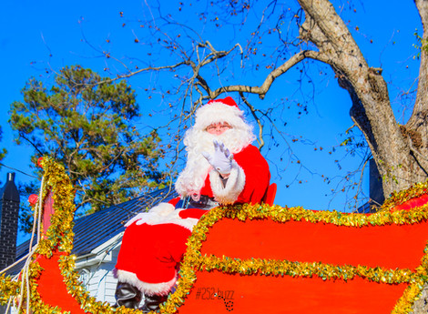 WINTERVILLE CHRISTMAS PARADE