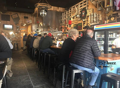 Jack Brown's Beer & Burger Joint is true to its name