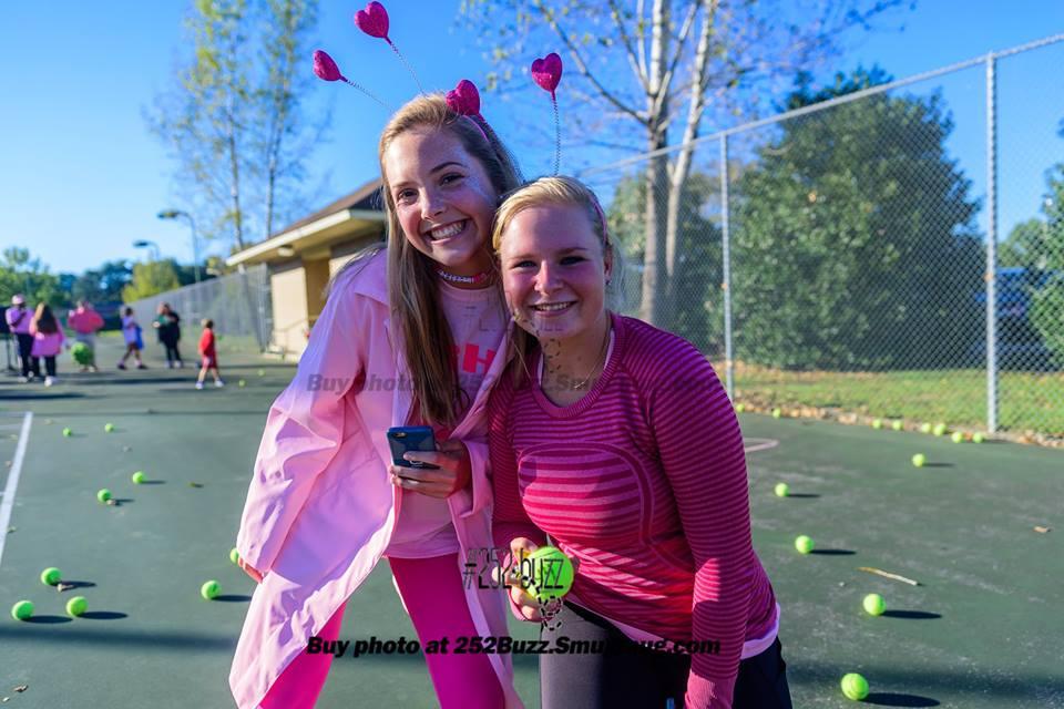 tennis fund raiser