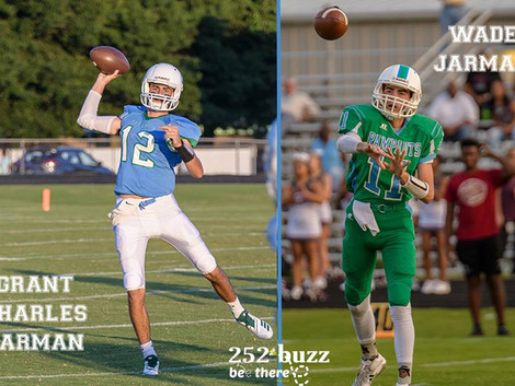 Brothers in arms: Jarmans form close bond, QB legacy at Rose