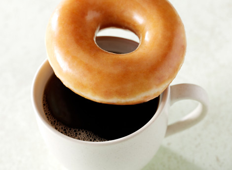 Krispy Kreme launches new coffees with free doughnuts