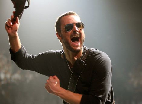 Country comes to town: Eric Church to play Greenville Aug. 20
