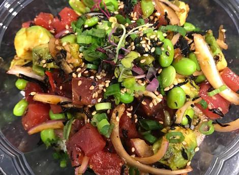 Hawaiian poke bowl restaurant opens in Greenville Thursday