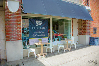 Market @ Coastal Fog brings a taste of the French countryside to Greenville