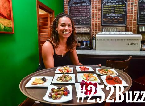 Starlight Cafe's Tapas Night: Small plates, big flavor