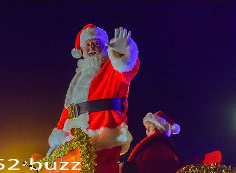 Where's Santa? A guide to holiday events in Greenville