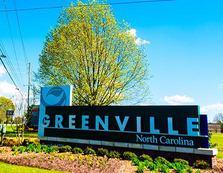 Greenville grows