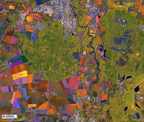 TerraSAR-X-Satellite-Image-Dessau-German