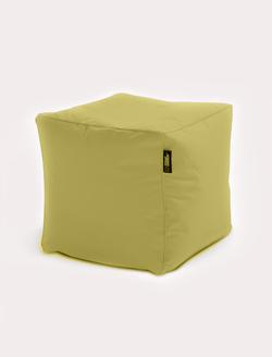 Cube Bean bag Gold