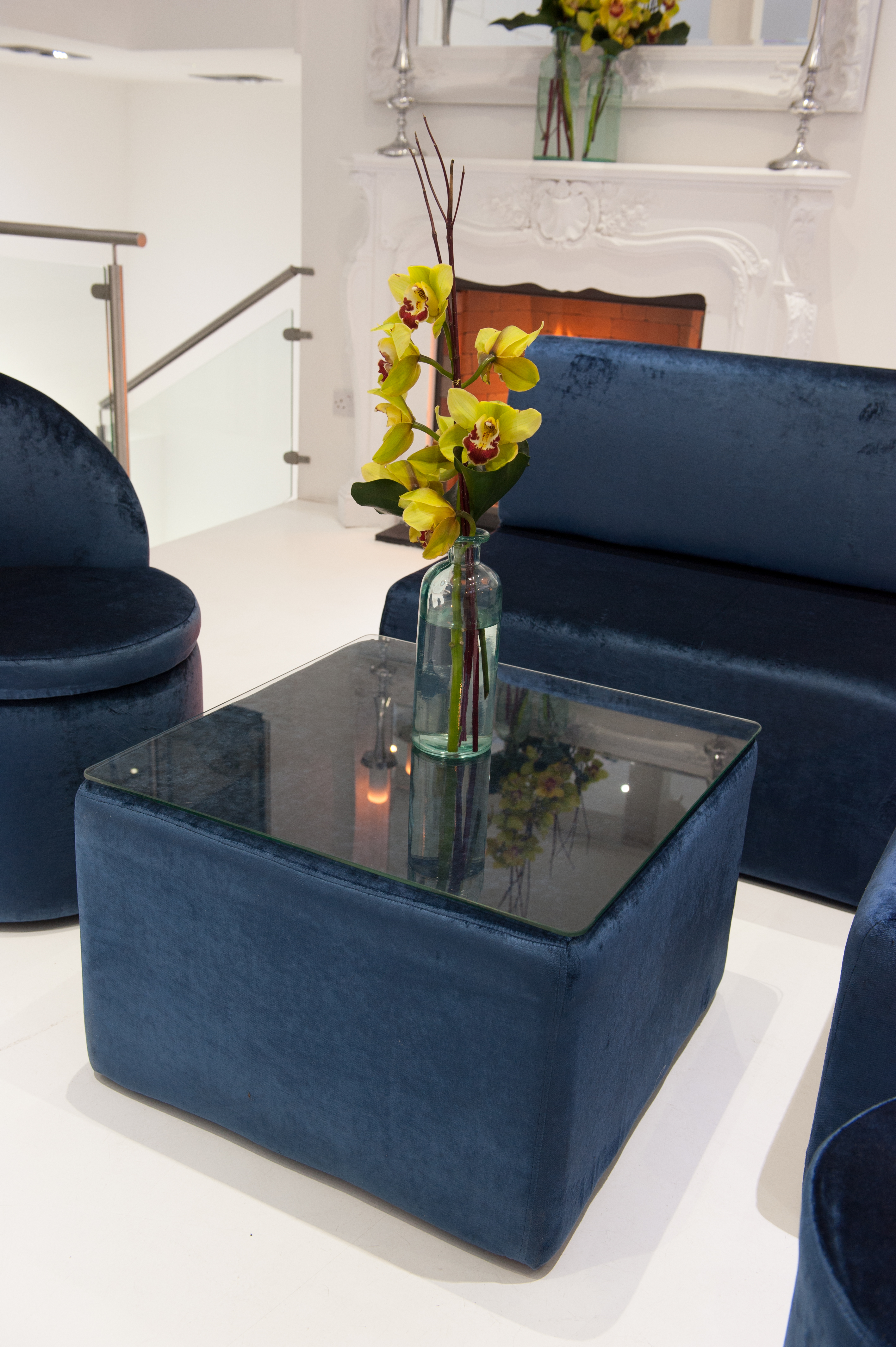 velvet living furniture hire blue velvet