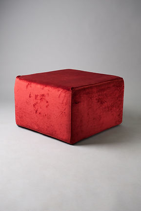 Red large square pouf VL.jpg