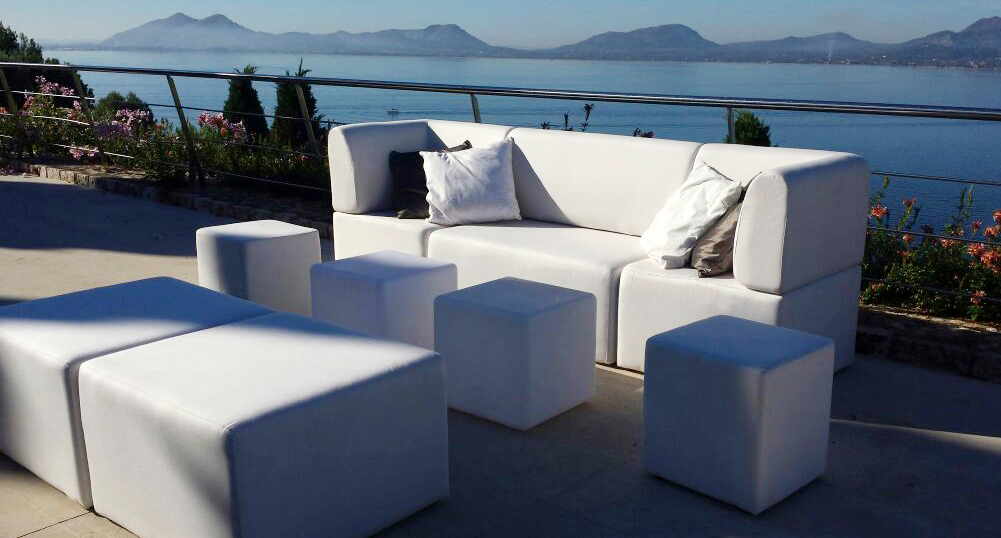 WHITE FURNITURE OUTDOOR