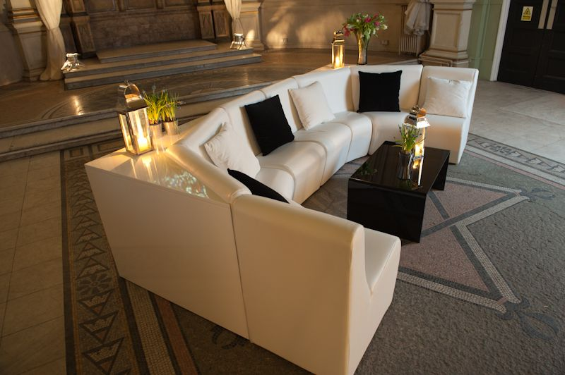 INFINITY RANGE WHITE FURNITURE