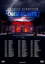Chase Atlantic Chicago Show Review